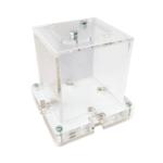 Caja de forrajeo acrílico MODULAR H10x10